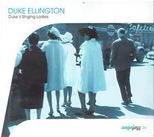 DUKE ELLINGTON / Duke's Singing Ladies – Vol. 26 – digipak - new