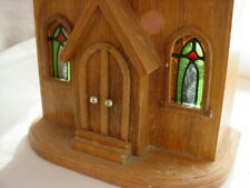Amazing Grace Music Box Church George Good Stained Glass Windows