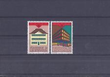 Cept 1990 ** 984-5 Liechtenstein Satz Postfrisch siehe scan
