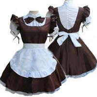 Halloween Cat Maid Outfit Cosplay Lolita Fancy Costume Party Cute Maid Dress