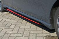 CUP3 Seitenschweller Schweller Sideskirts ABS für Kia Ceed GT Typ CD