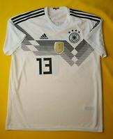 Reus Germany jersey XL 2018 home shirt BR7843 soccer football Adidas ig93