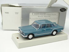 Trax 1/43 - Chrysler S Series Valiant Bleue 1962 TR36C
