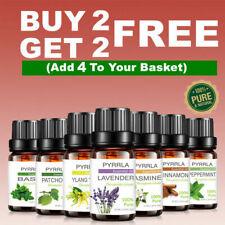 10ml Pure Essential Oils Aromatherapy Therapeutic Fragrance Organic Oil Diffuser