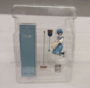 Evangelion Figure Ver.2 Cleaning Time Rei Ayanami