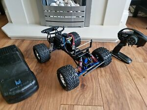 Traxxas Stampede VXL 2WD Fully upgraded RPM, Indestructible body shell