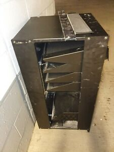 Server Rack With A Rackz Cooling Fan