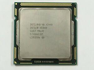 Intel Xeon X3440 / SLBLF  2.53GHz 8MB Quad-Core CPU LGA1156
