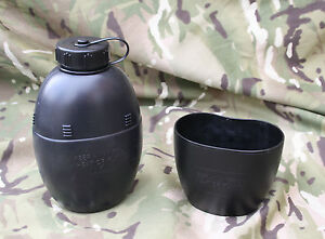New NATO style 58 Pattern plastic water bottle & mug, flask, hydration system