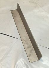 """STAINLESS STEEL ANGLE 2"""" x 2"""" x 1/8"""" x12""""  304/304L"""