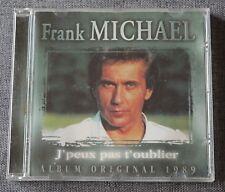 Frank Michael, j'peux pas t'oublier, CD