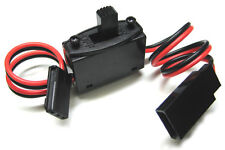 Futaba 2 Lead RC Switch Harness with On/Off Switch