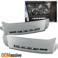 Fits 2007-2013 Daytime DRL LED Running Bumper Lights Xsp-X Style 08 09 10 2011