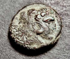 Alexander Iii, the Great, Mythical Hercules, Club & Quiver, Ancient Greek Coin
