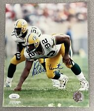 Reggie White Signed Photo 8x10 Autograph Green Bay Packers Football HOF JSA