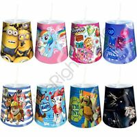 KIDS CEILING LIGHT SHADES BEDROOM LIGHTING MINIONS PAW PATROL STAR WARS & MORE