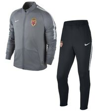 Nike A.S. Monaco FC 16/17 Knit Men's Football Tracksuit - M - 808840 065