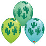 CACTUS Party Range - Birthday Summer Mexican Tableware Wild West Decorations