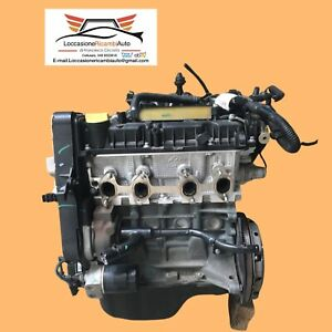 Motore Fiat 1.2 8V Completò Anno 2019 Originale Serie 169A4000 Km 12.mila