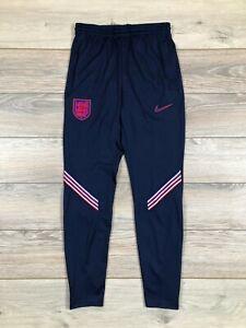England Nike 2020 Football Soccer Men's Pants Bottoms Joggers size S