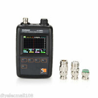 HF Vector Impedance Antenna Analyzer KVE60C For Walkie Talkie Antenna Testing Ha