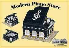 Custom instruction, consisting of LEGO elements - Modern Piano Store