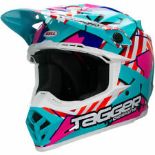 Off Road Graphic Multi-Composite Motorcycle Helmets