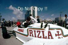 Eliseo Salazar Ram equipo marzo 01 USA West Grand Prix 1983 fotografía 3