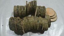 Wood Log Slices Discs Round Wedding Pyrography Rustic DIY Crafts Decor