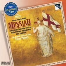 Pinnock - Handel: Messiah NEW CD