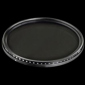 HAMA 62MM GREY FILTER VARIO ND2-400  +1 TO +8 STOP