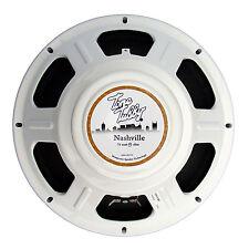 "Tone Tubby 12"" Nashville Alnico Hemp Cone Guitar Speaker 8/16 ohm NEW +Warranty"