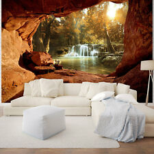 wasserfall fototapeten g nstig kaufen ebay. Black Bedroom Furniture Sets. Home Design Ideas
