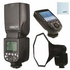 Godox Nikon V860II Ving | Godox XPRO Nikon Transmitter Bundle
