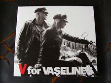 Slip Album: The Vaselines : V For Vaselines : Signed
