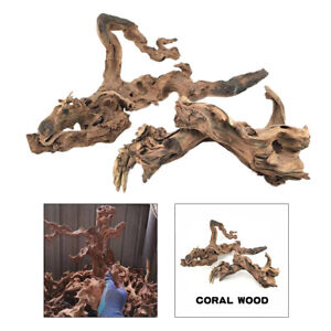 Natural Aquarium Driftwood Fish Tank Wood Aquascaping Ornament Decoration