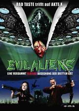 EVIL ALIENS (DVD) NEU/OVP