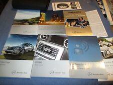 2013 Mercedes C-Klasse Coupe Owners Manual Neu Set Navi Stimme 250 350 4MATIC 63