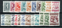 Austria 1925-27 New currency set to 2s + 1s yellowish green MNH