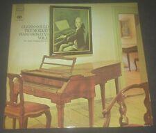 Glenn Gould - Mozart Piano Sonatas Early Sonatas 1 - 5 CBS 72739 LP ED1