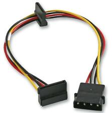 LEAD4PIN MOLEX TO 2X15PIN SATA35CM Cable Assemblies Computer Cables