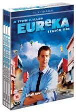 Eureka : Season 1 (DVD, 2008, 3-Disc Set) R2,4 & 5