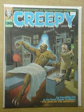 CREEPY #30 VG+ WARREN HORROR MAGAZINE