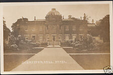Yorkshire Postcard - Scampston Hall    A9355