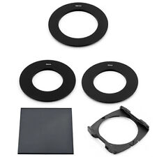 49/52/58MM ADAPTER RING + FULL ND8 FILTER+ WIDE HOLDER FOR COKIN P SERIES System