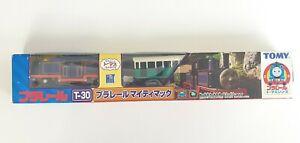 TAKARA TOMY Plarail Train T-30 Mighty Mac, Thomas and Friends JAPAN used