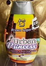 Tan Inc Brown Sugar Urban Princess ~ Skin Firming Bronzer 13.5 oz. Htf