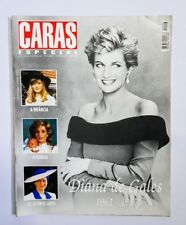 *SPECIAL PORTUGUESE MAGAZINE * TRIBUTE TO THE PRINCESS DIANA- 20 YEAS LATER*