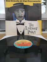 Kid creole and the coconuts vinyl The Lifeboat Party 12in Single Ex Ex