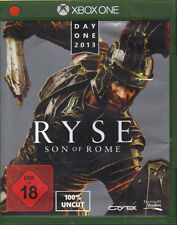 Ryse: Son of Rome-Day One Edition (Xbox One)